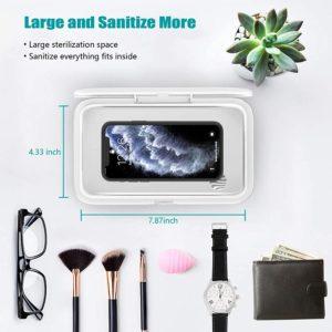 Sterilizzatore UV per Telefoni e oggetti